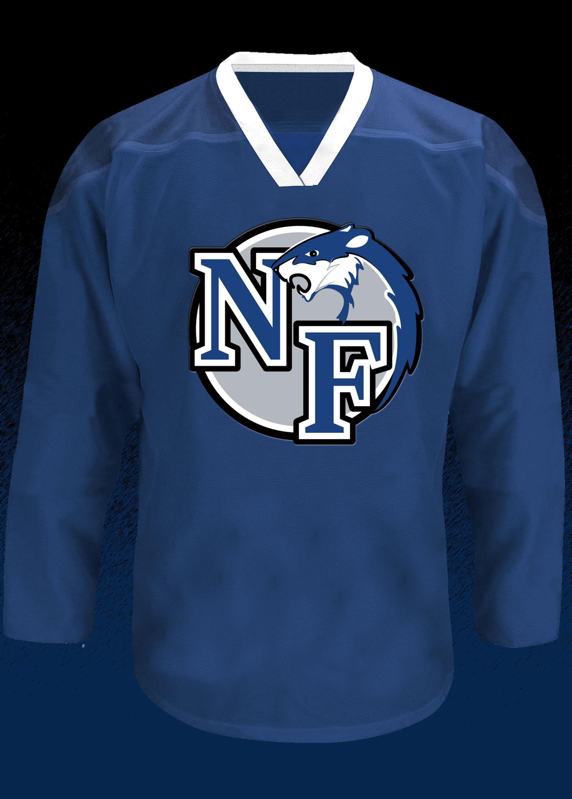 Nilist Ferrits Hockey Jersey Mockup