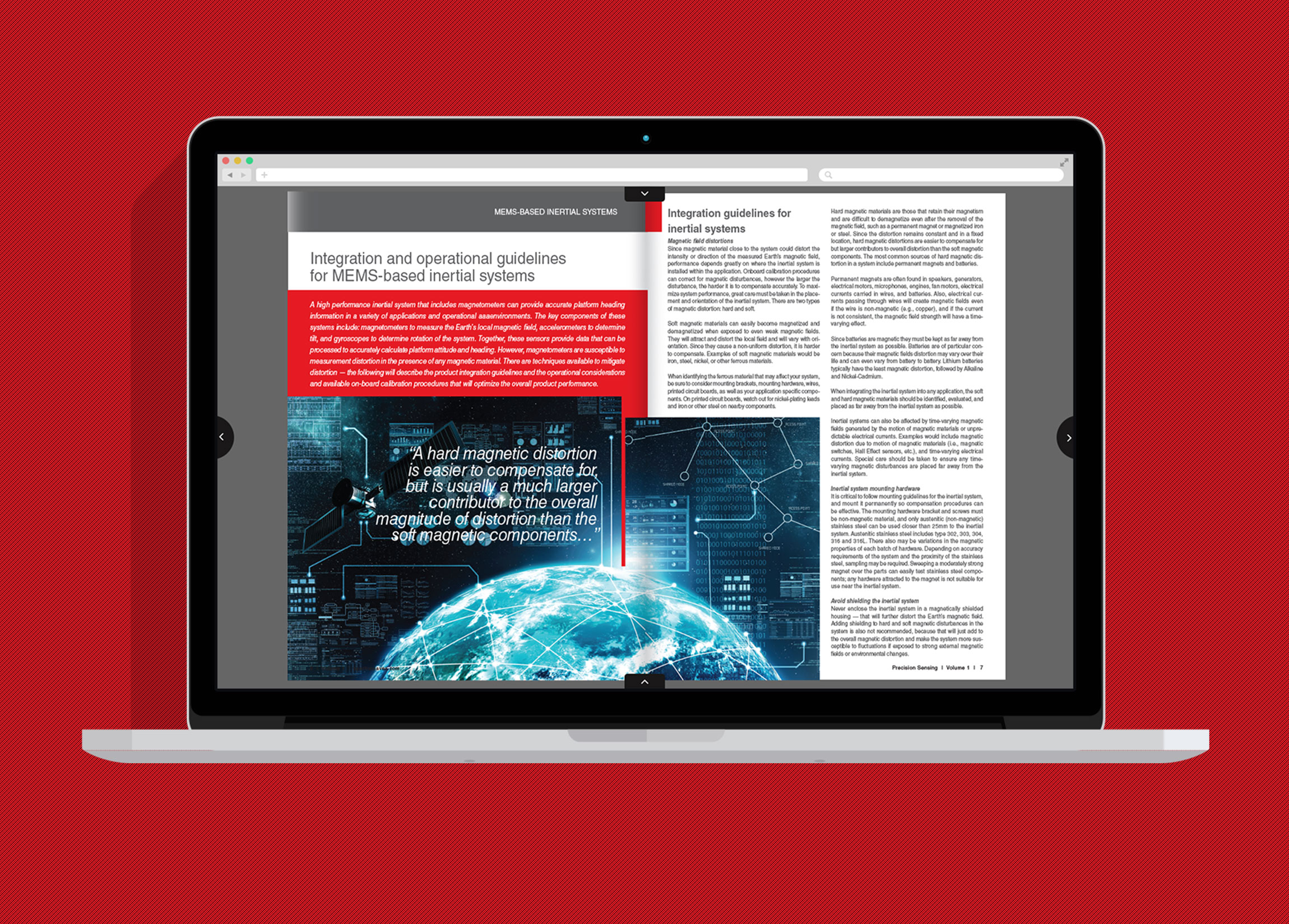 Sparton Navex Digital Magazine
