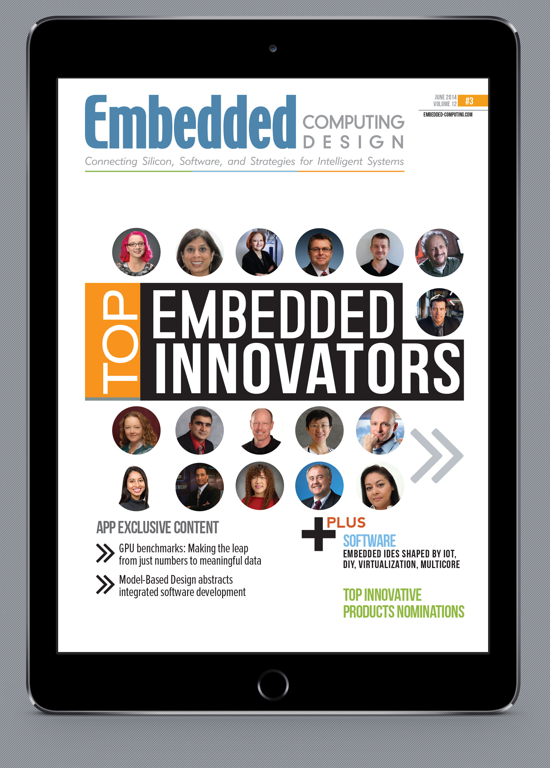 ECD Top Embedded Innovators